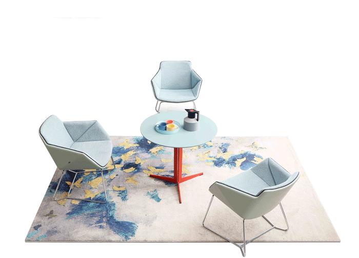 MF120-B lounge chair